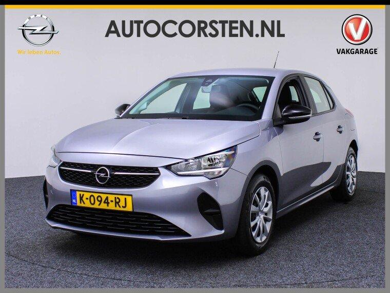 Foto van Opel Corsa 1.2I 5drs Edition