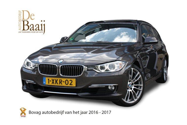Foto van BMW 3 Serie Touring 330d 258pk! High Executive