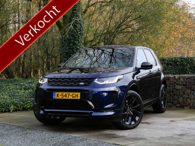 Foto van Land Rover Discovery Sport D240 2.0 R-Dynamic SE