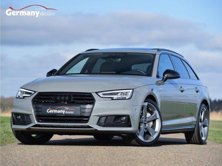 Audi A4 Avant 2.0TDI 190pk S-Line Black optic