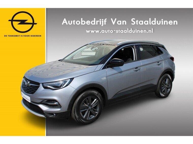 Foto van Opel Grandland X 1.2 Turbo Edition 2020