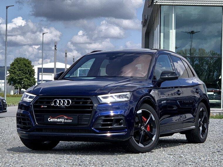 Audi SQ5 3.0TFSI 354pk quattro