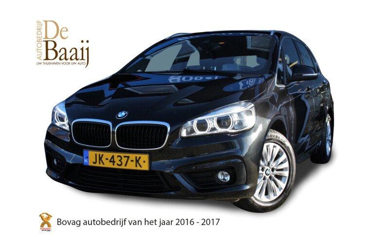 Foto van BMW 2 Serie Active Tourer 218i 136pk Essential