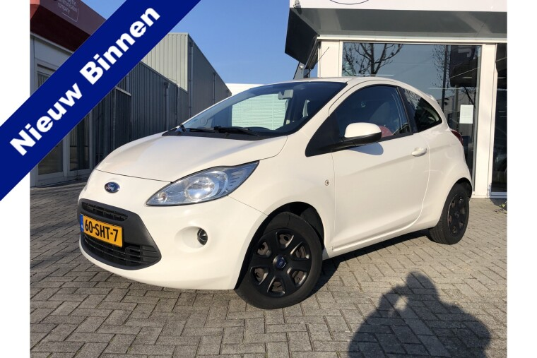Foto van Ford Ka 1.2 Cool & Sound