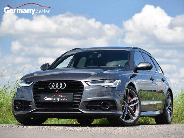 Audi A6 Avant 2.0TFSI 252pk Quattro S-line Black Optic