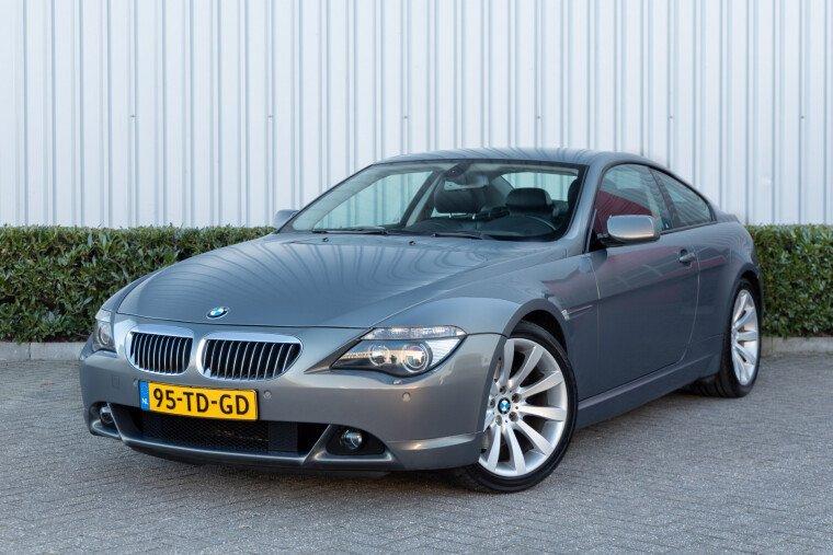 Foto van BMW 6 Serie 650i High Executive