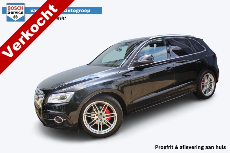 Foto van Audi Q5 2.0 TFSI quattro S Edition
