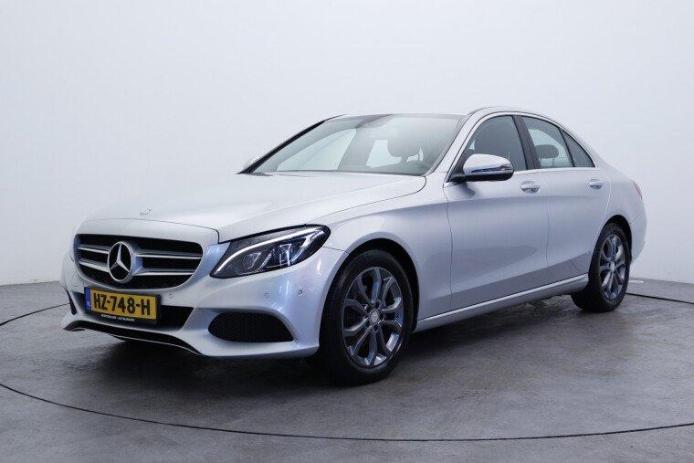 Mercedes-Benz C-Klasse 180 CDI Lease Edition Navi, Airco, Winterpakket, Full led verlichting