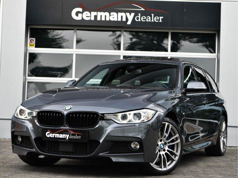 BMW 3 Serie Touring 335d xDrive 313pk M-Sport