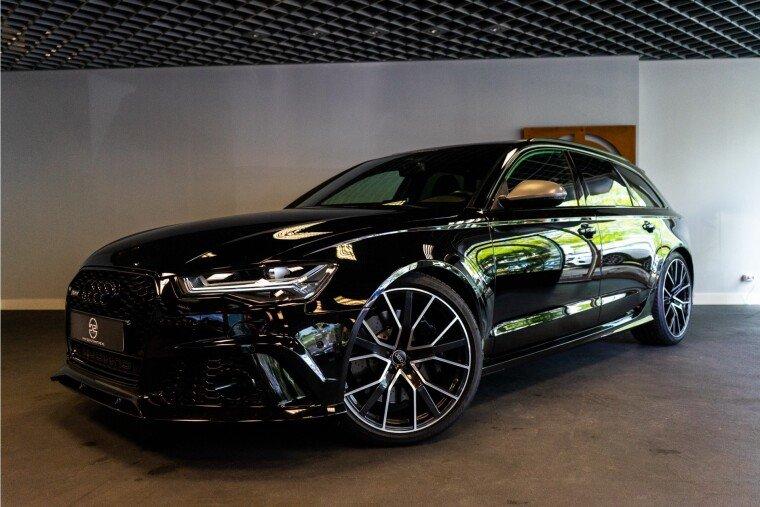 Foto van Audi RS6 Avant 4.0 TFSI Quattro Performance 606PK | Pro Line+ | Pano | B&O | Glasscoating BOMVOL! Garantie