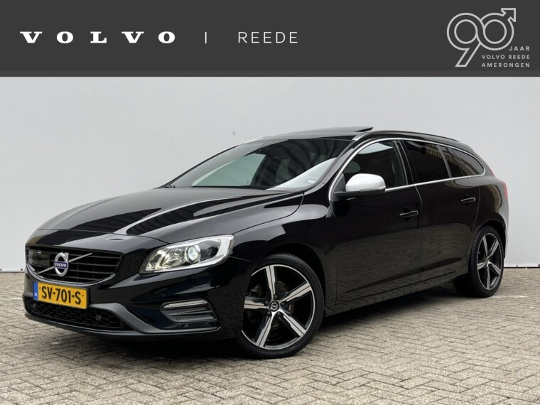 Foto van Volvo V60 2.0 T4 Business Sport