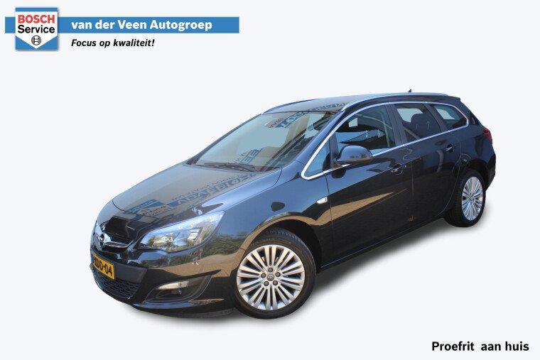 Foto van Opel Astra Sports Tourer 1.4 Turbo Design Edition