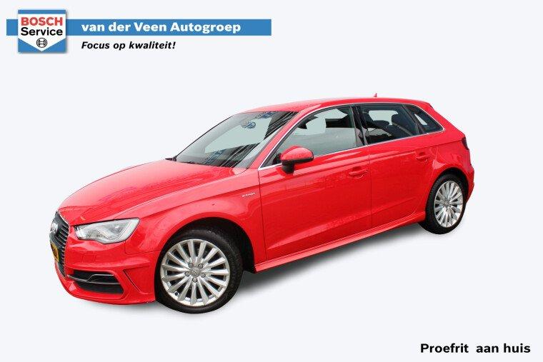 Foto van Audi A3 Sportback 1.4 e-tron PHEV Attraction Pro Line plus