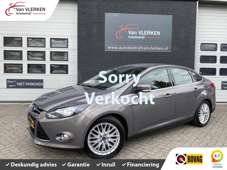 Foto van Ford Focus 1.6 TI-VCT First Edition