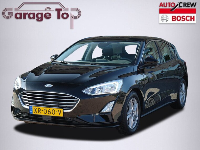 Foto van Ford Focus 1.0 EcoBoost Trend Edition Business