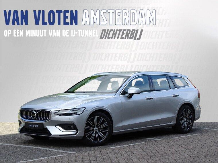 Foto van Volvo V60 T5 Inscription   Standkachel   Stoelverwarming