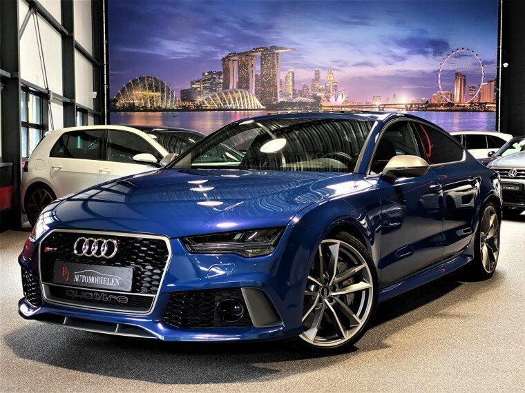 Foto van Audi RS7 Sportback 4.0 TFSI RS7 quattro performance Pro Line Plus