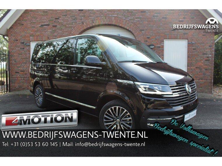 Foto van Volkswagen Multivan T6 .1 HGHLINE 199 pk DSG 4-MOTION | Electr. Klep