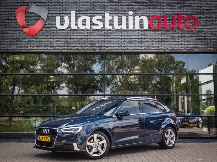 Foto van Audi A3 Sportback 1.5 TFSI CoD Design Pro Line Plus
