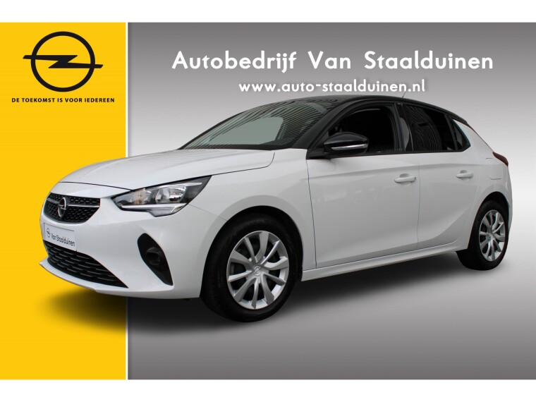 Foto van Opel Corsa 1.2 Edition