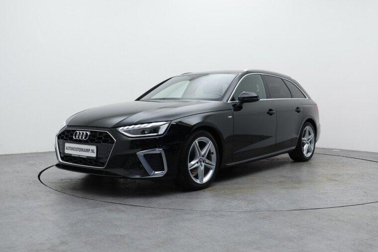 Audi A4 Avant 35 TFSI 150pk S-Tronic S-line Virtual cockpit, Full led, Winterpakket