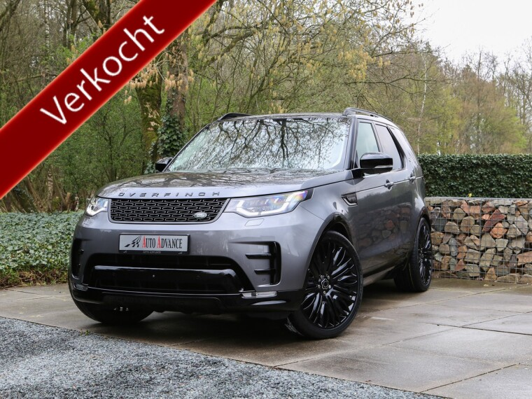 Foto van Land Rover Discovery 5 Overfinch 3.0 SD6 HSE Dynamic Grijs Kenteken / Commercial