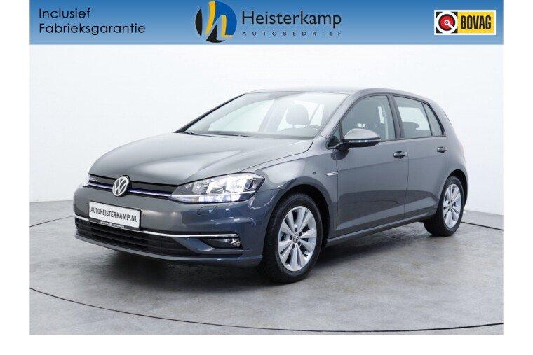Volkswagen Golf 1.5 TSI 130pk Comfortline Navigatie, Pdc, Winterpakket, Camera, Acc