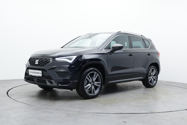 SEAT Ateca 2.0 TSI 190pk DSG/AUT FR 4DRIVE Panoramadak, Virtual cockpit, Wegklapbare trekhaak, Full led