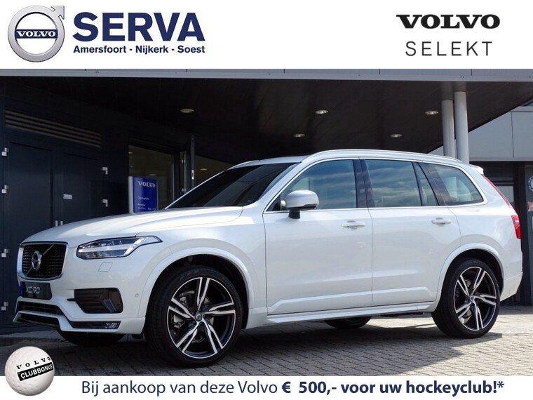 Foto van Volvo XC90 D5 AWD Aut. R-Design