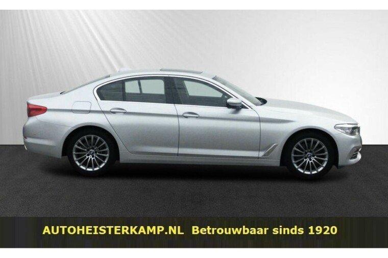 BMW 5 Serie 540i 340 PK Luxury Line Stoelkoeling ACC Head-Up Trekhaak