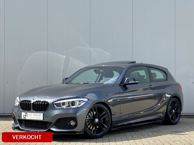 Foto van BMW 1 Serie 125i Edition M Sport Shadow High Executive