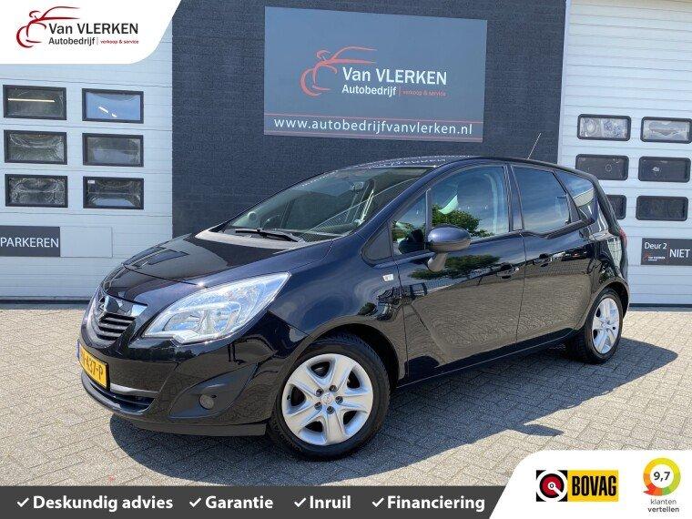 Foto van Opel Meriva 1.4 Turbo Edition
