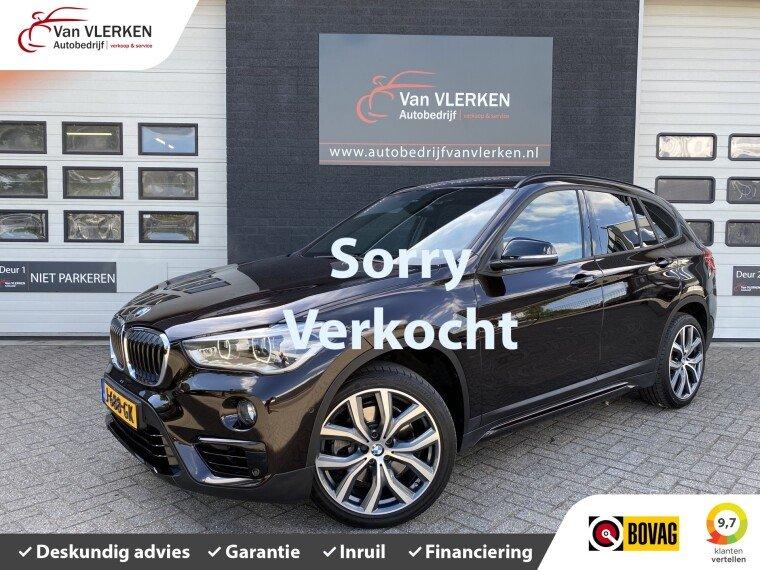Foto van BMW X1 xDrive25i High Executive