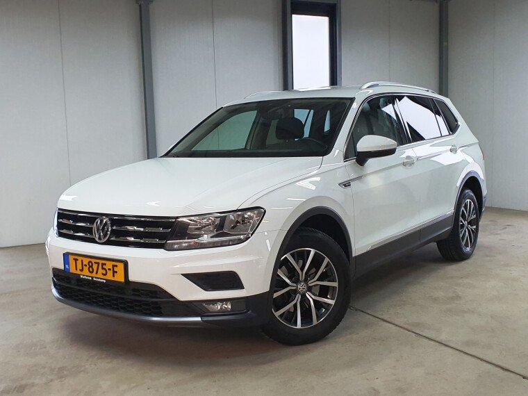 Volkswagen Tiguan Allspace 2.0 TDI 4Motion Comfortline 7p. navigatie trekhaak acc