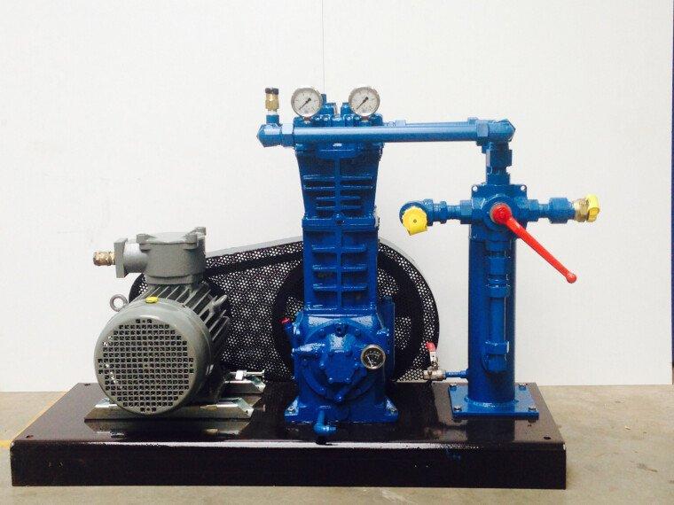 Foto van Corken 491 Used and reconditioned compressor
