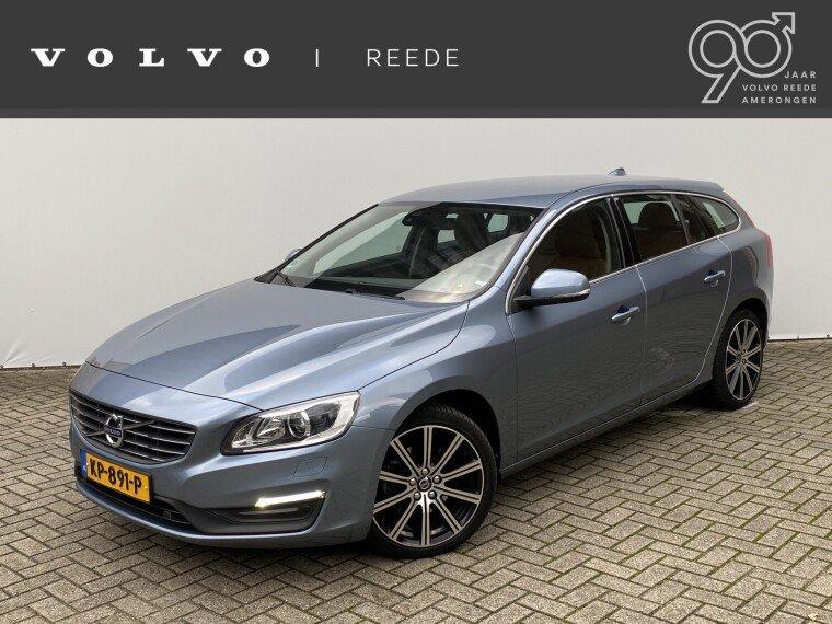 Foto van Volvo V60 T3 Automaat Nordic+