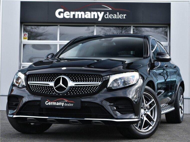 Mercedes-Benz GLC Coupé 220d 170pk 4MATIC AMG-Line
