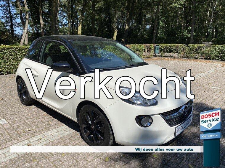 Foto van Opel ADAM 1.4 Glam Favourite