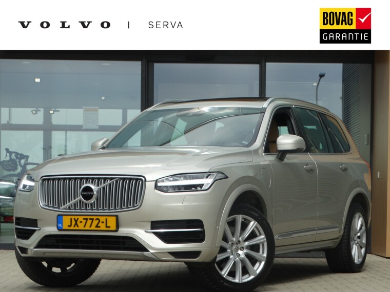 Foto van Volvo XC90 T8 Twin Engine AWD Inscription EXCL. BTW € 32863,-
