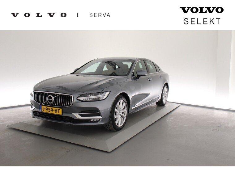 Foto van Volvo S90 T4 Inscription Automaat | Winter Line | Intellisafe Line | Versatility Line