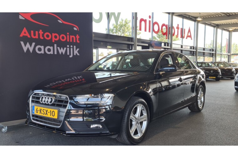Foto van Audi A4 1.8TFSi Aut. Business Edition