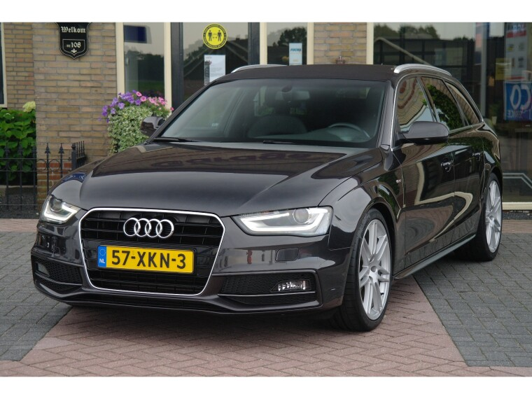 Foto van Audi A4 Avant 1.8 TFSI Pro Line S