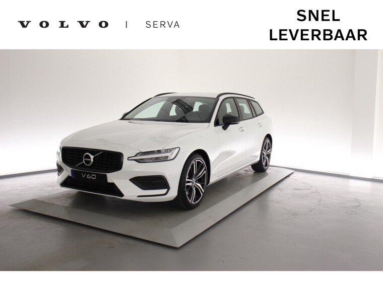 Foto van Volvo V60 B3 Momentum Advantage Diver Assist | Nav. Tech | Climate | Park assist