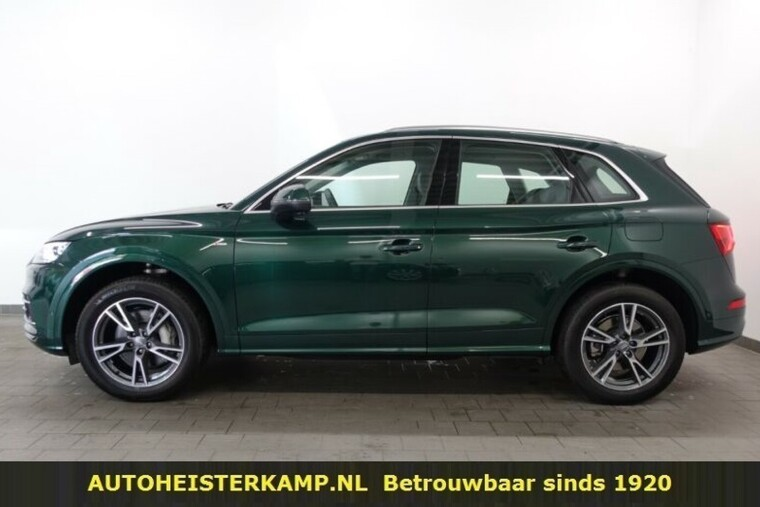 Audi Q5 55 TFSI e quattro ACC Virtual Matrix