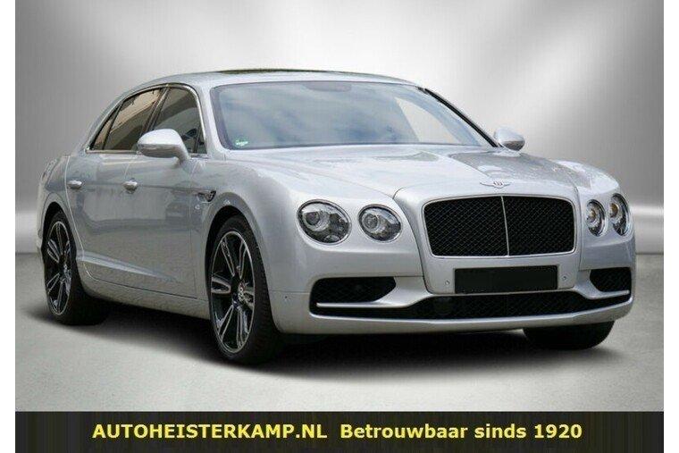 Bentley Flying Spur 4.0 V8 S Massagestoelen