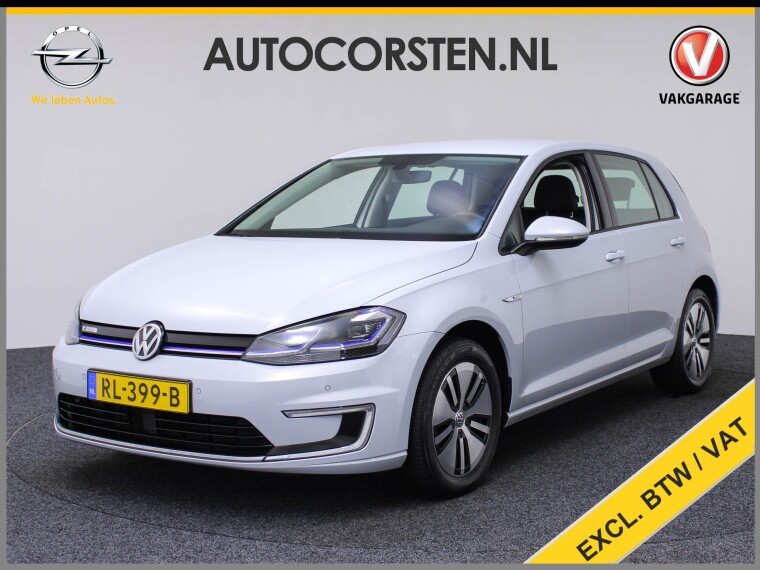 Foto van Volkswagen e-Golf (Ex.Btw) Aut. Navi AppConnect