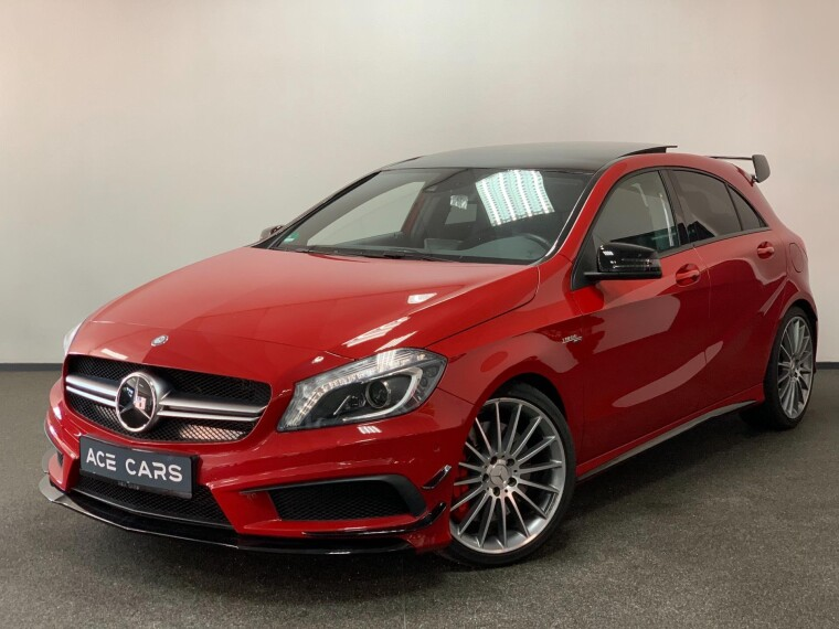 Mercedes-Benz A45 AMG 4MATIC 360PK