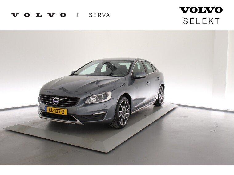 Foto van Volvo S60 T3 Nordic+