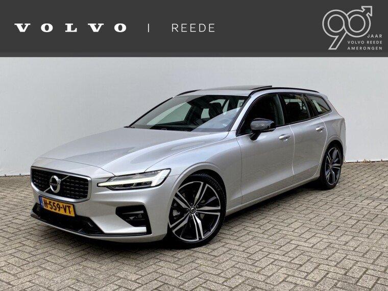 Foto van Volvo V60 T4 R-Design Automaat