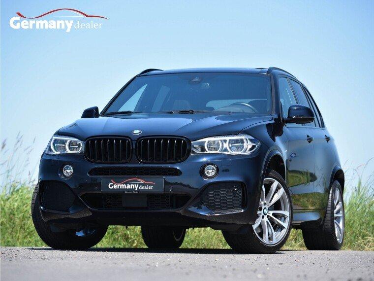 BMW X5 xDrive40d 313pk M-Sport